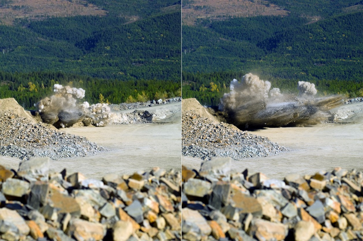 Rock Blasting Service : Services broda group