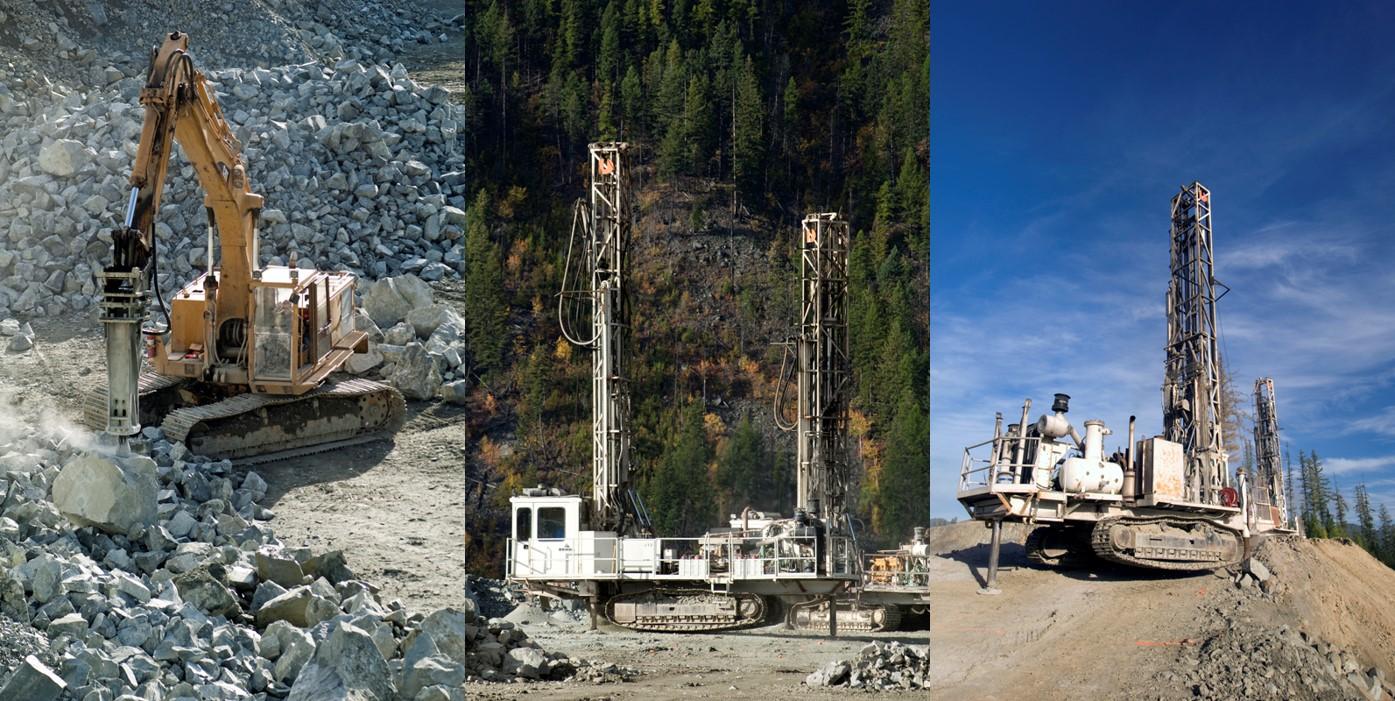 Drilling & Blasting 3
